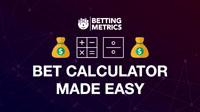 Take a look at Bet-calculator-software 4